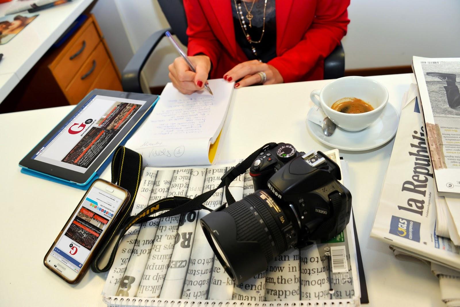 Giornalisti italiani sempre più social, ma la strada verso la multimedialità è ancora lunga
