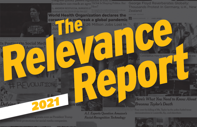 About the Relevance Report by University of Southern California