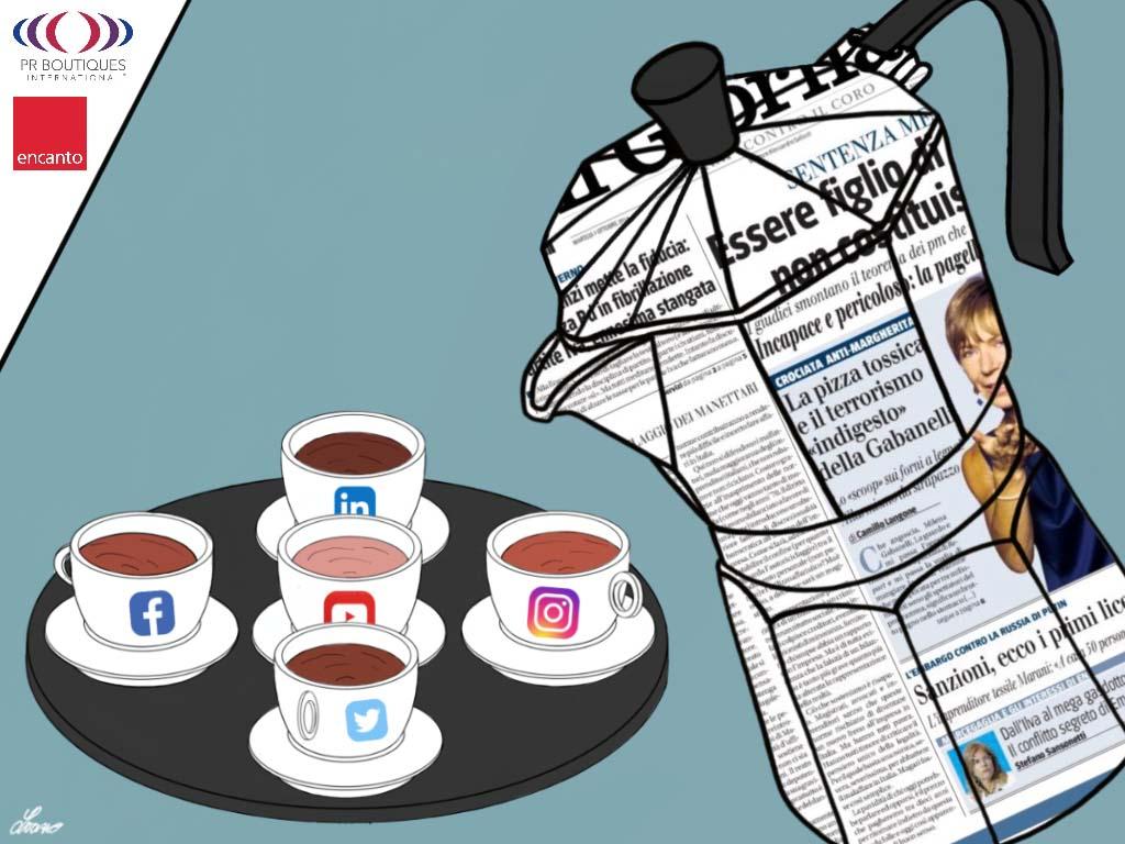 Aziende e giornalismo: l'ufficio stampa, il servizio più richiesto anche nell'era digital