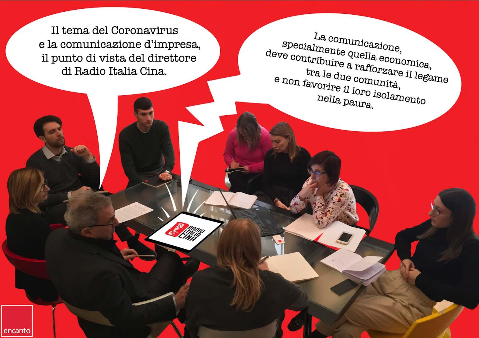 Radio Italia Cina: trasmettiamo la verità, non il virus (della paura)