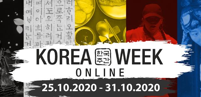 Korea Week 2020: online edition