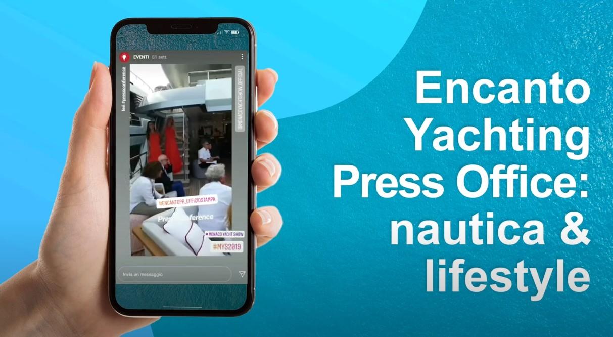 Il nostro Yachting Press Office che unisce all'esperienza giornalistica di settore quella del lifestyle e del network International Boutique PR
